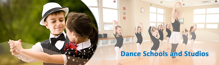 Dance school registration software
